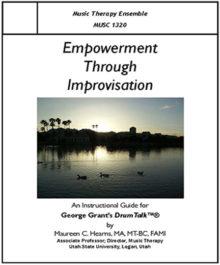 GWG - Empowerment Through Improvisation Product