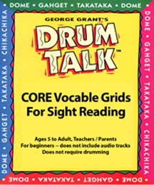Core Vocable Grids For Sight Reading Product